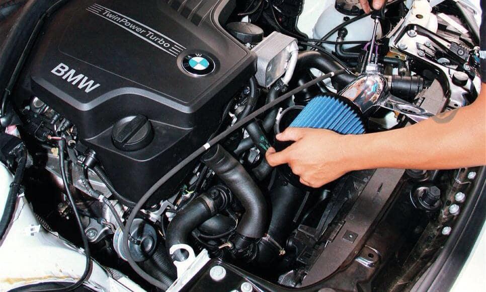 что делать при гидроударе двигателя